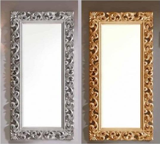 Restauracion de marcos cuadros molduras passepartout m for Molduras para espejos online