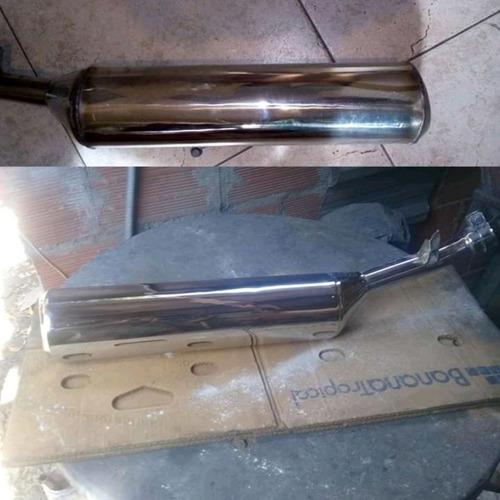 restauración de metales