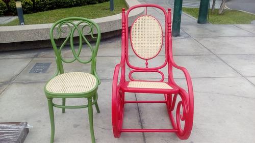 restauración de mueble de estilo, esterillado y melamine.