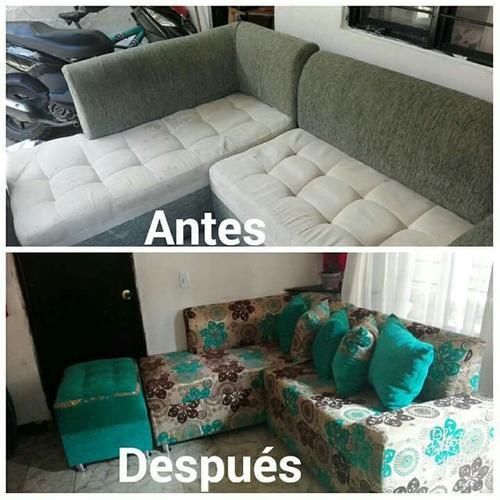 restauración de muebles cortineria