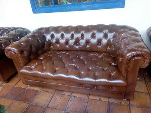 restauración de muebles en cuero