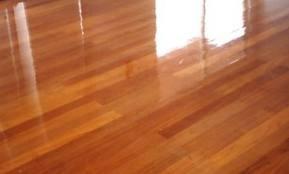 restauracion e instalacion de piso de parquet