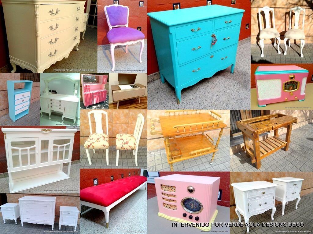 restauración e intervencion de muebles tapicería y laqueado - en ... - Restauracion De Muebles