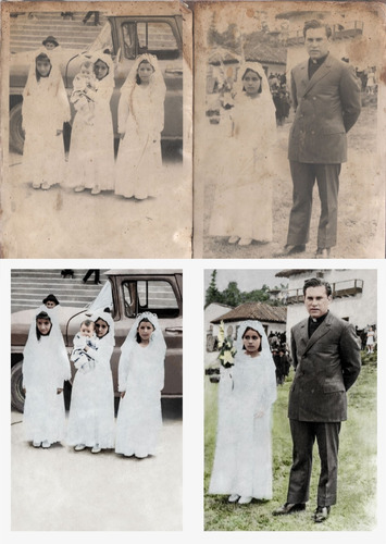 restauración fotográfica digital