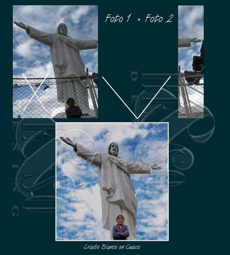 restauración retoque de fotografías fotomontajes coloración