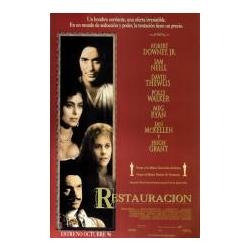 restauración - videocasete original