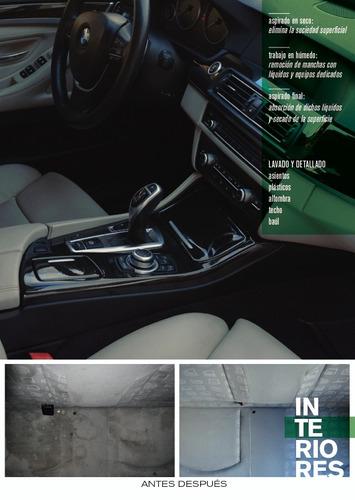 restauración y detailing de vehiculos