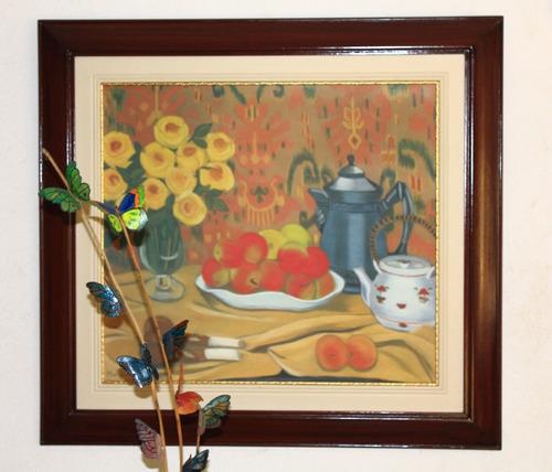 restauracion y enmarcacion de cuadros decorativos