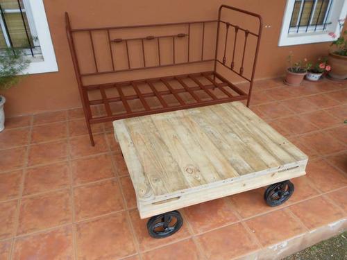 restauracion y fabricacion de muebles  carpinteria en gral