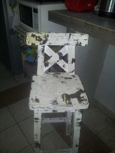 restauración y patinas de muebles