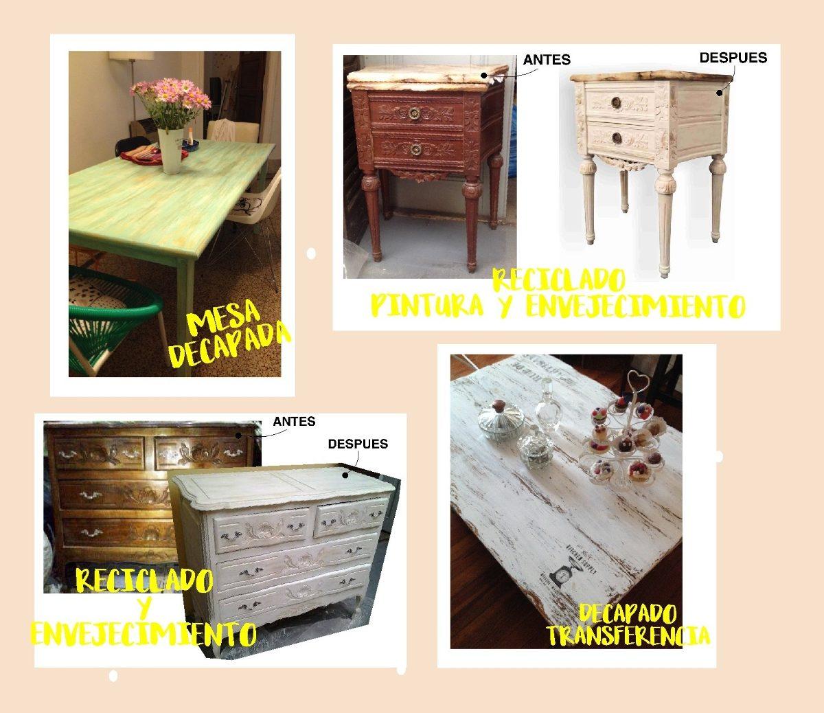 Restauracin Muebles Antiguos Restauracin Muebles Antiguos  # Rejuvenecer Muebles Antiguos