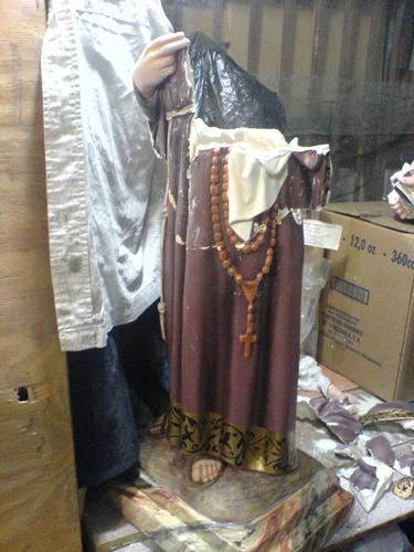 restauraciones de imagenes religiosas en caracas