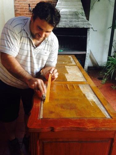restauraciones de muebles antiguos zona sur lanús