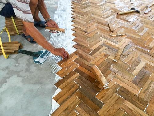 restauraciones e instalaciones de pisos de parquet y marmol