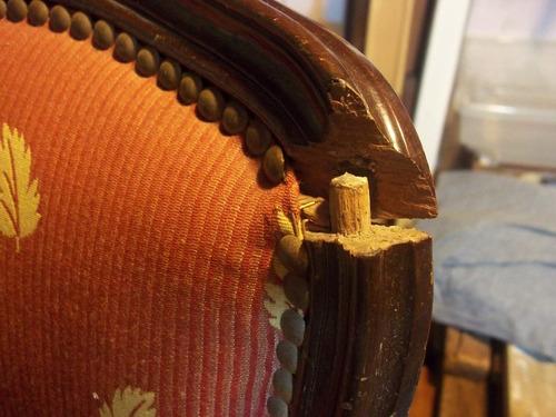 restauracion/reparacion de muebles de madera