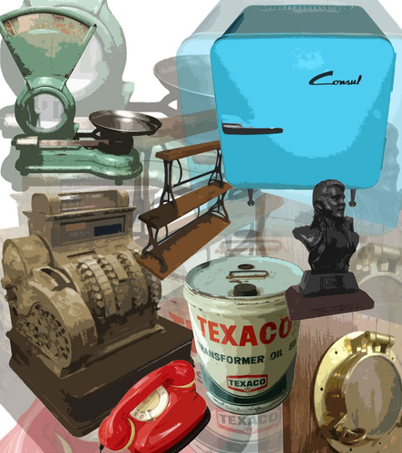 restauração e customização (móveis e objetos - decoração)