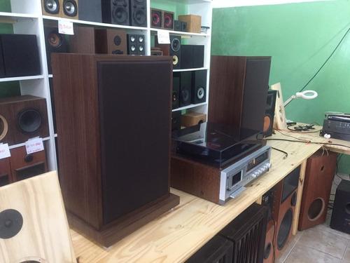 restauração e manutenção em caixas acústicas