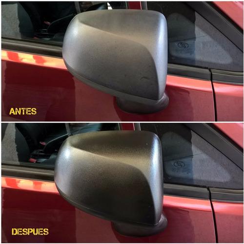restaurador de partes negras vehículos