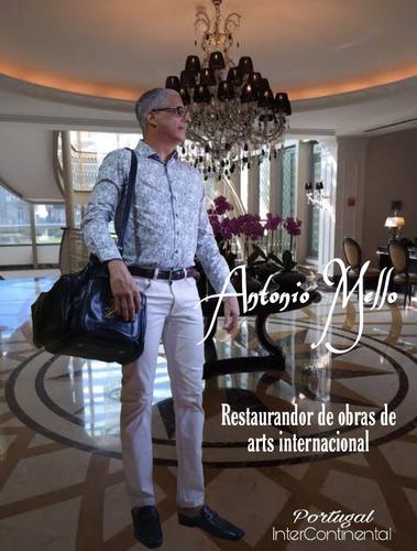 restaurandor de obras de arts internacional
