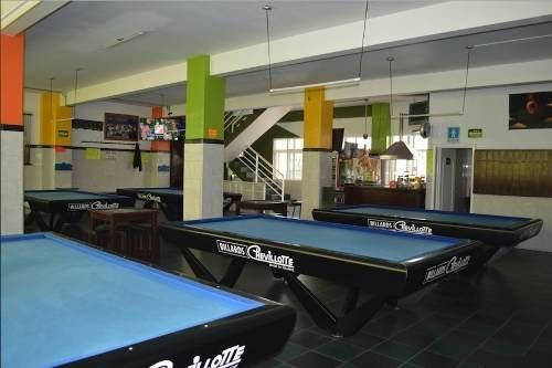 restaurant / billar