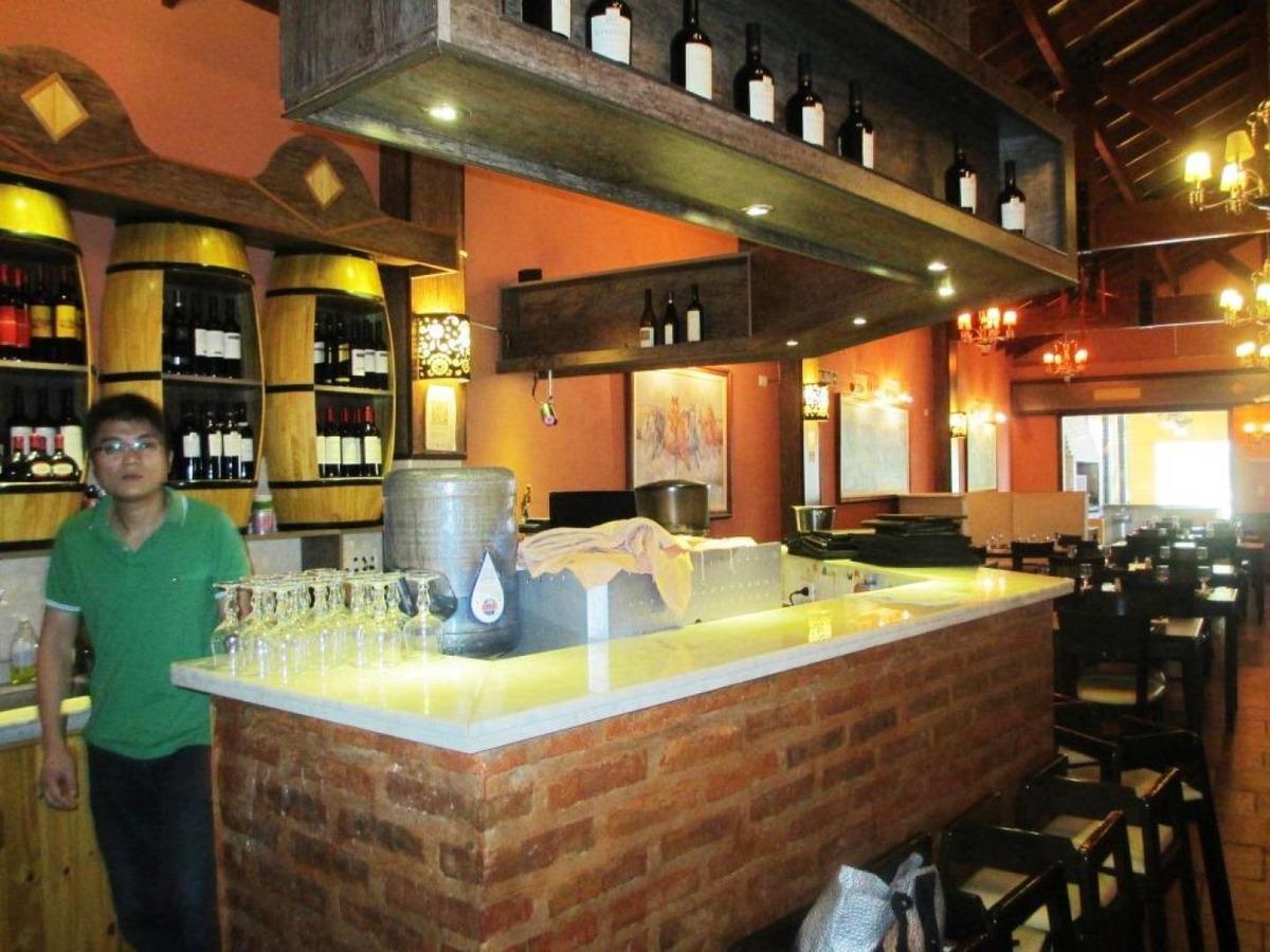 restaurant sobre costanera - totalmente equipado con viviend