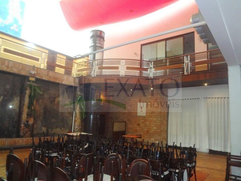 restaurante, 13 de maio, vários salões, terraço, duas cozinhas, dois andares, salão privativo, buffe - em38929