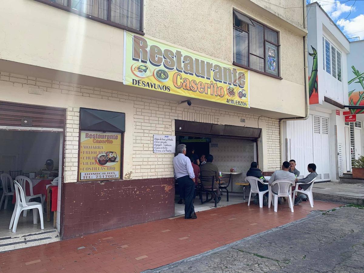 restaurante a la venta