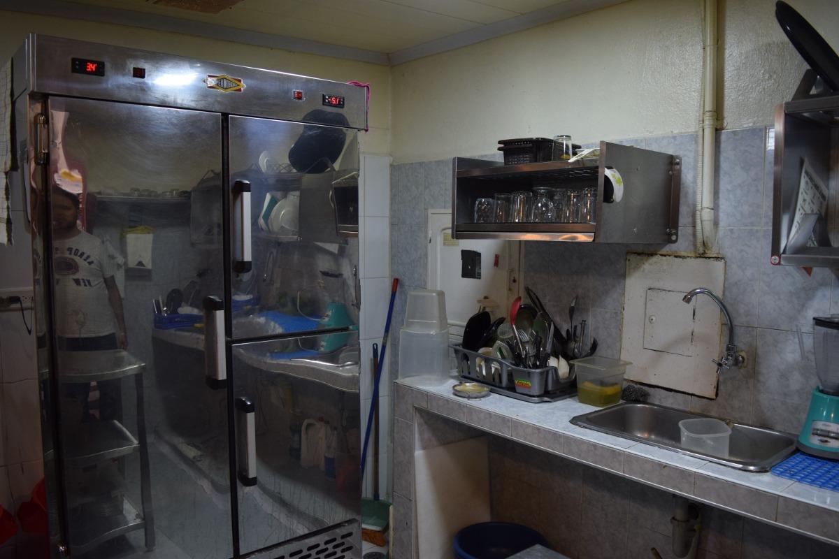restaurante argentino  (acreditado se acepta permuta)