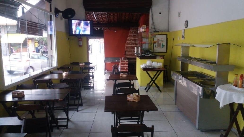 restaurante / bar - imperdível ponto comercial completo!