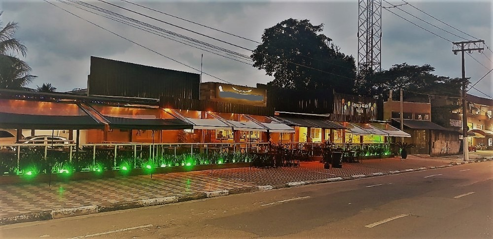 restaurante bar no litoral