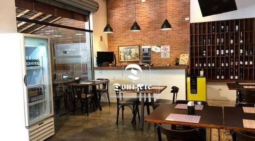 restaurante / bistrô em são caetano do sul - lo0060