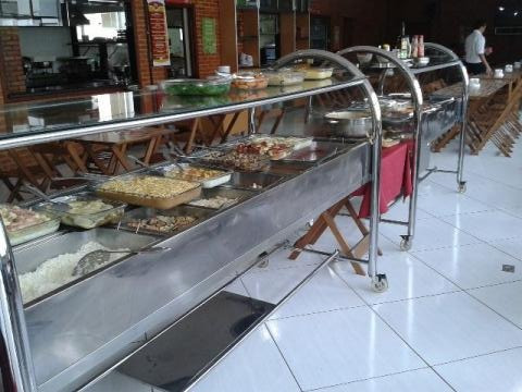 restaurante & buffet - centro, viçosa - 2225