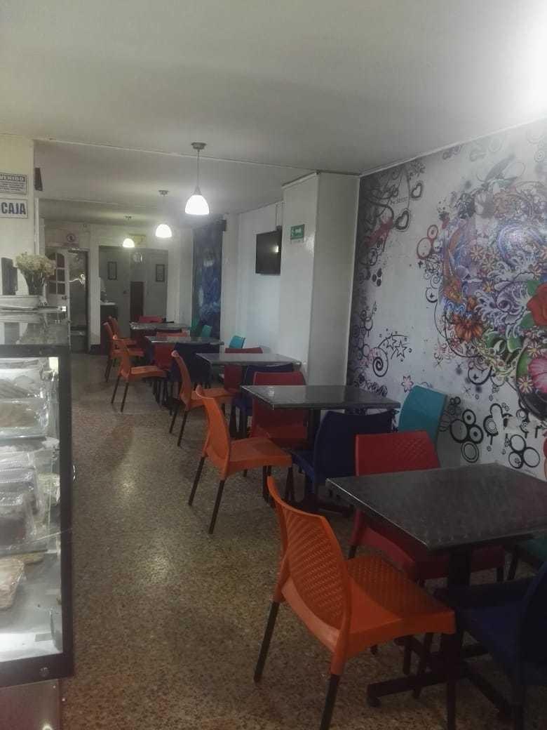 restaurante cafe dessert