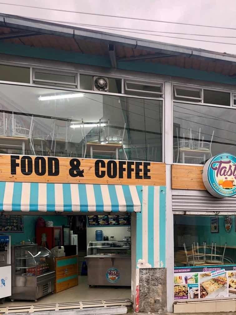 restaurante - cafetería
