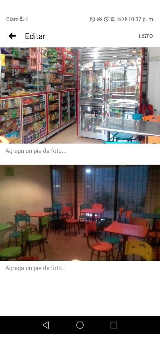 restaurante cafetería centro internacional
