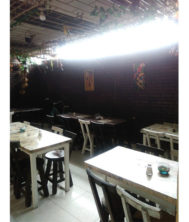 restaurante completamente equipado !!!