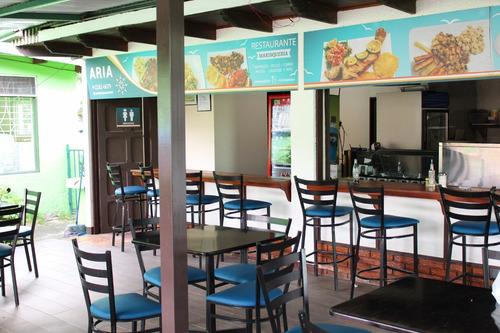 restaurante disponible para alquiler y catering