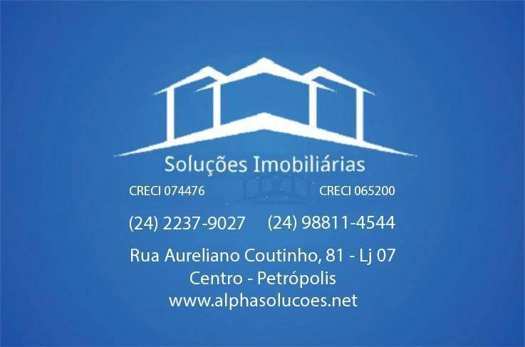 restaurante em pleno funcionamento - estacionamento - petrópolis/rj - pt0001