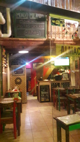 restaurante en el polo gastronomico de maschwitz