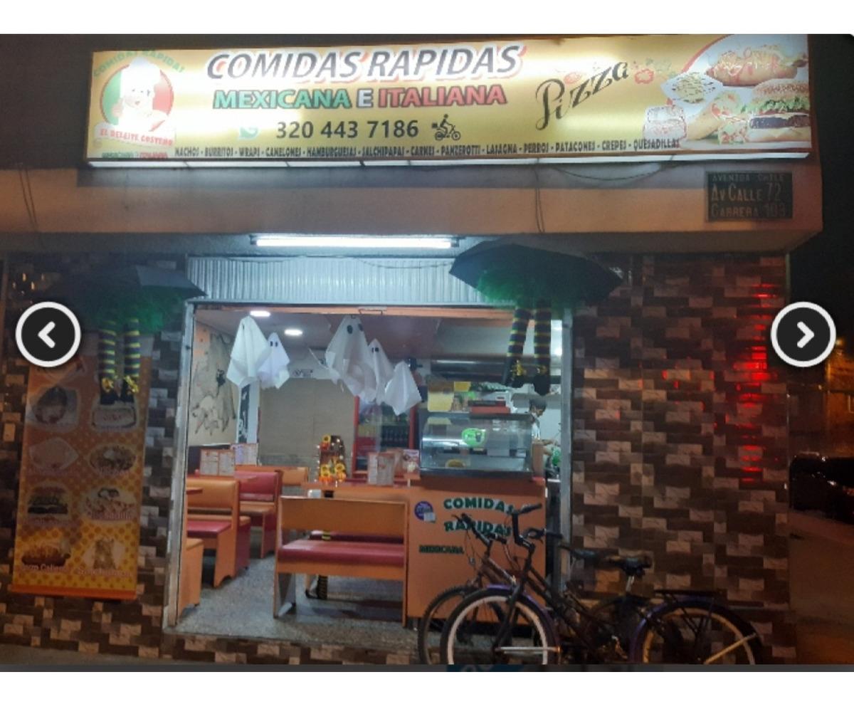restaurante en venta en álamos norte