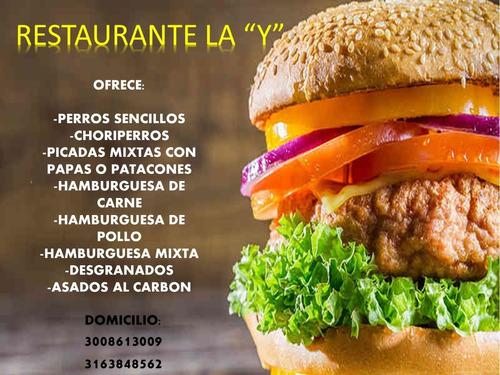 restaurante la y
