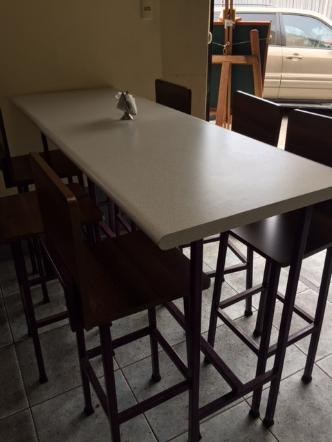 Restaurante: Mesas, Sillas, Cocina, Platos, Cubiertos, Todo! - S ...