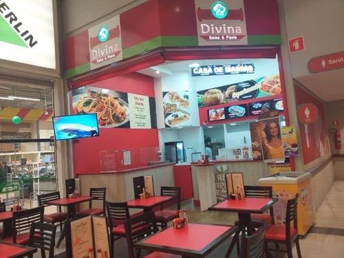 restaurante ou ponto comercial