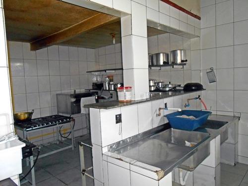 restaurante para aluguel - ibh401