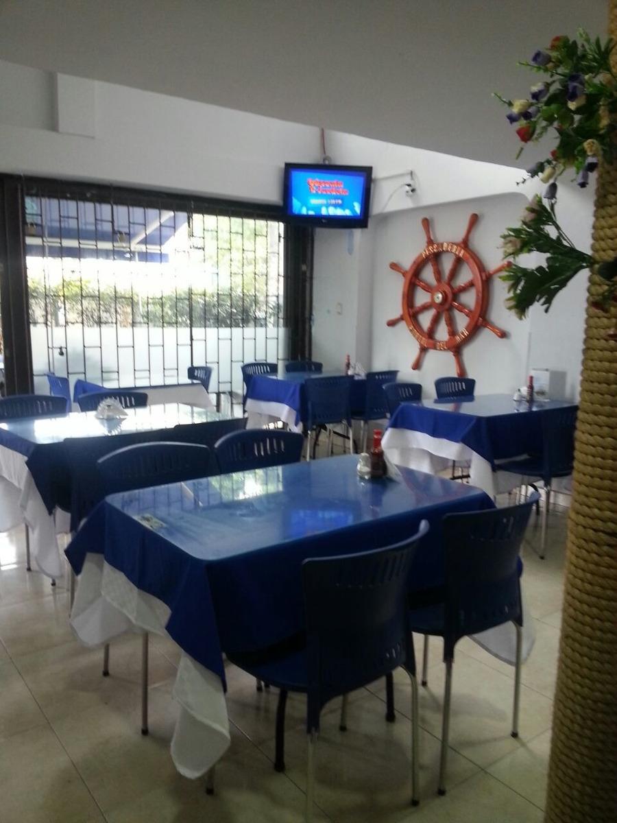 restaurante pescaderia