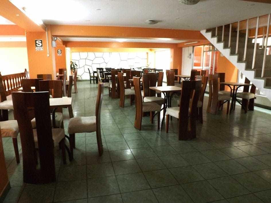 restaurante semi equipado