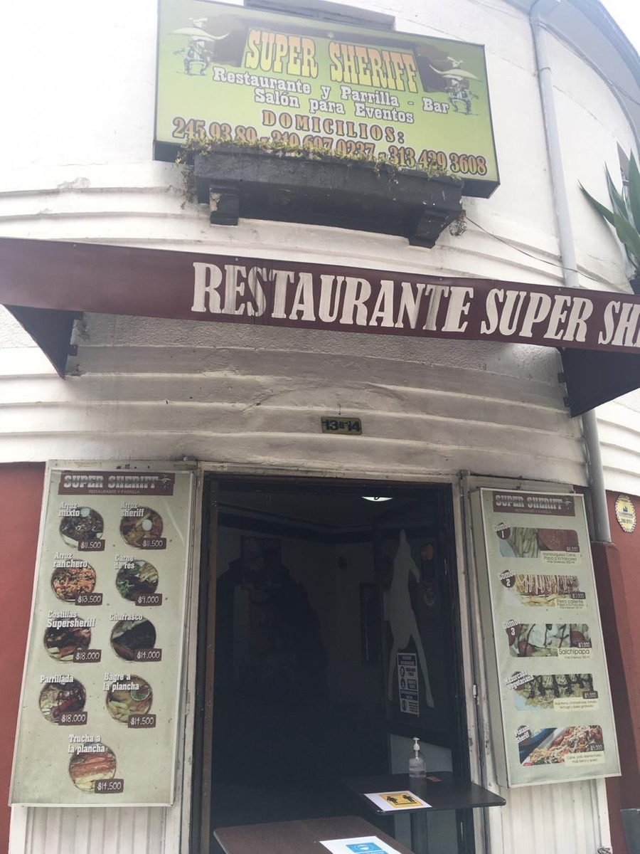 restaurante súper sheriff