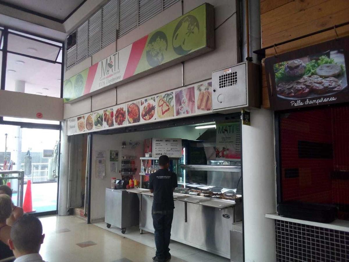 restaurante vegetariano c.c. monterrey