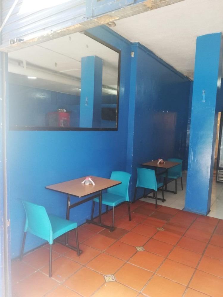 restaurante zona industrial alamos se vende o se permuta