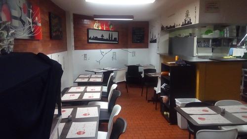 restaurantes en bogota